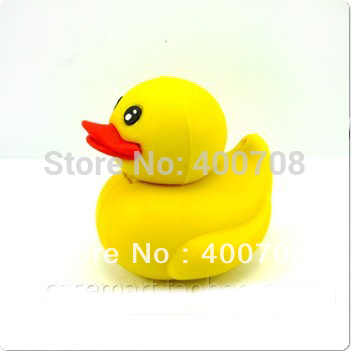 small Bathroom duck real 2GB 4GB 8GB 16GB 32GB gift usb flash drive pen thumb drive usb stick Udisk free shipping 10ps/lot(China (Mainland))