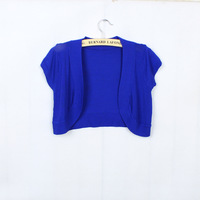 Free shipping 2013 women's slim all-match knitted shrug