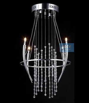 50cm 4 light NEW Modern Crystal chandelier ceiling light pendant lamp light lighting free shipping