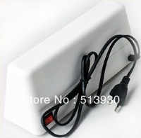 Blue/White/Pink 9W 220V-240V Nail Art Gel Curing UV Lamp Light Nail Dryer EU plug Free Shipping Dropshipping