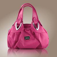 2013 New designer  vintage  women's bag rivet print bag dumplings bag sweet casual shoulder bag women's handbag  free shipping