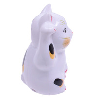 HOT! Lucky Cat Welcome Sensor Electronic Auto Welcome Wireless IR Motion Sensor