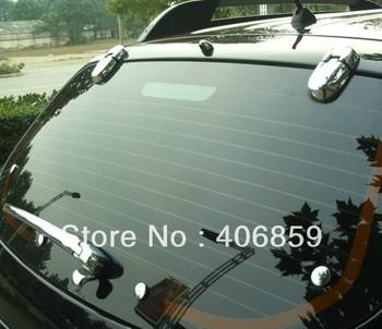 2005-2009 Hyundai Tucson ABS Chrome Rear window wiper cover Trim   rttyt
