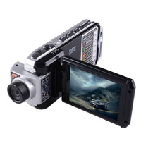 "2.5"" LCD Full HD Car DVR Video Recorder Camcorder Vehicle Motion Detector Camera"