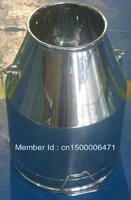 SS Milk Bucket 25 Litre free shiping