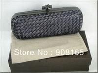 high-quality handmade Japanese silk women woven handbag.fashion lady evening clutch bags,2013 fashion handbag free shipping