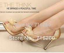 wholesale gold shoes wedding