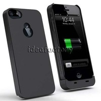 Drop Ship AAA Qulity 2000mAh Maxboost Fusion Detachable Hybrid Battery for iPhone 5