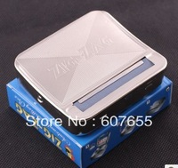 70mm New Automatic Tobacco Roller Tin CIGARETTE ROLLING MACHINE FREE SHIPPING min order $15