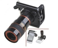 Mobile phone camera telescope Digital binoculars Optical Zoom Lens