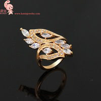 J0657 Min.order is $15 (mix order)New style fashion exquisite exaggerated flower rings for women kuniu