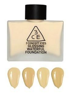 3ce sty nda aqua 4 nude makeup foundation liquid class gloss
