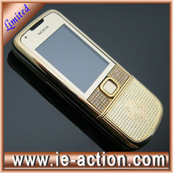 8800 gold arte diamond mobile phone (high quality)(China (Mainland))