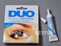 FreeShipping!!! NEW DUO WATER PROOF EYELASH ADHESIVE EYELASH GLUE CLEAR 9g
