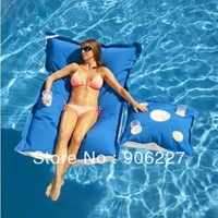 pool side beanbags. floating beanbag, pool chairs, water swimming bean bag, beanbag float with table holder - free shipping
