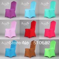 Hot Sale : Elastic chair cover/Wedding Chair cover /banquet chair covers/Hotel Chair Covers thickening oversize 100pcs/carton