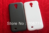 Plastic Matte shell Cover Case For Samsung Galaxy S4 S IV 4 i9500 Free Shipping 100pcs/lot