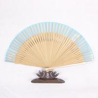 Folding fan crafts fan japanese style folding fan cloth fan folding fan women's folding fan 054