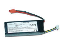 F04872 Walkera MX400 Spare Part HM-F450-Z-48 Li-po Battery AKKU 11.1V 2200mAh + Free shipping