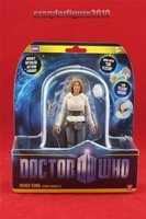 DW Doctor Who 5.5'' collection action Figure River Song series 5 Brand New