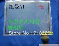 """Free shipping 9.7"""" Capacitive touch screen digitizer touch panel glass for Newsmy A1 Dual core TABLET PC/MID MT97003-V2"""