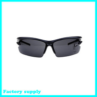 Dropshipping 2013 Russian Men's popular Sunglasses Designer Black Cycling Driving Sport Sunglasses Men Brand With Retail Box