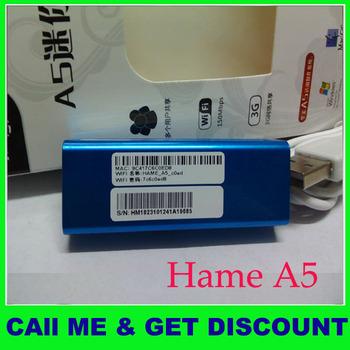 HAME A5 Mini Wireless 3G WiFi 150Mbps Router Mini AP Global Minimum 3G wifi router/Hotspot/AP/Gateway