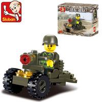 Sluban small building blocks . small building blocks boy toy. Plastic blocks . Free shipping