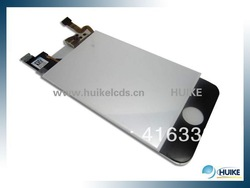 100% Original Free shipping wholesale price for iphone 2g lcd screen with touch digitizer amssebmy full set(China (Mainland))