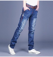 Free shipping Hot sale! New style, High quality,Slim fit men's jeans,Cost-effective pant, Men's trousers men Size 28-36 K302