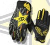 2013 FOX MR THOR ROCKSTAR Cycling Bike Bicycle Racing Motorcycle Antiskid GEL Full Finger Silicone Gloves Pair  Size M L XL