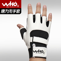 2013 men's fitness gloves sports weight lifting exercise gloves for men