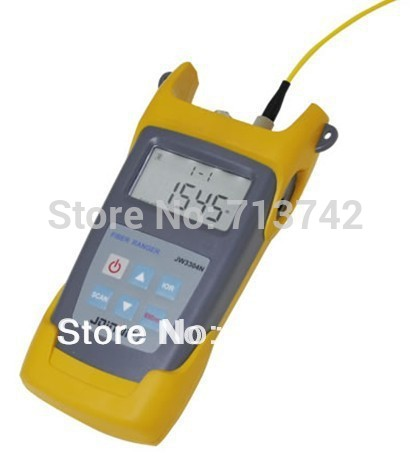 JW3304N handheld portable OTDR, optical fiber fault detection and positioning instrument, with red light(China (Mainland))