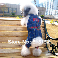 2013 Discount Spring and Summer Jeans Bib Pants Big Dog Clothes Free Shipping