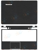 Original KH Special Laptop black carbon Cover Fit  Lenovo Y580 Y585