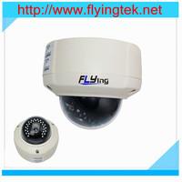HD 720p CMOS h.264  camera 2.8-12mm varifocal lens motion detection 720p CCTV IP dome outdoor surveillance security  camera