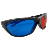 Free shipping Hd 3d glasses red and blue glasses computer