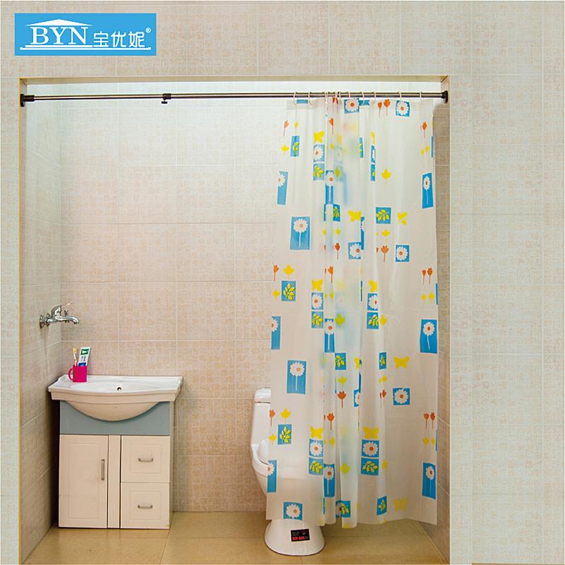 Cortinas De Baño Aliexpress:Bathroom Shower Curtain Rod