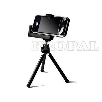 Free shipping  Rotatable Tripod Stand Camera Holder For Nokia Lumia 900 800 iPhone 4 4S 5G S7562 CellPhone