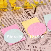50 sets/lot, free shipping facial make up puff
