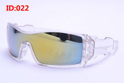new fashion designer sunglasses Oil Rig sunglasses men large O LOGO sunglasses free shipping(China (Mainland))