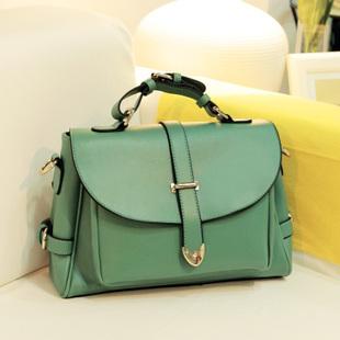 Women's handbag brief fashion shoulder bag fashion bag women's handbag vintage messenger cross-body bag