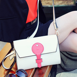 Cat bag 2013 vintage key envelope style bag cross-body women's one shoulder handbag m36-039(China (Mainland))