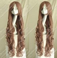 Cos wig HARAJUKU amo ayamo taro milk tea meters roll high temperature animation wig