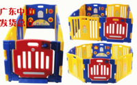 8 pieces kids plastic Child game fence infant safety fence gate fence guardrail