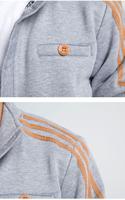 Denim jeans men Three button design Slim Stone rinse Fashion Korean style.Casual.Drop shipping.1 Piece.2014 New