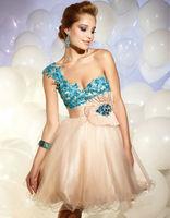 Unique Pretty Design Selling Online 2013 Top Graduation Dresses For Girls