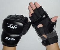Quality wtf taekwondo gloves fighting gloves fight gloves semi-finger gloves