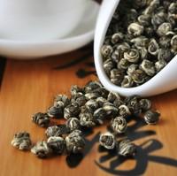 Wholesale Chinese tea  Jasmine Embroiders/Pearl Tea, 800g(16packs)Fragrance Green Tea, ,Free Shipping