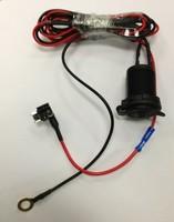 Refires 12v car cigarette lighter socket belt electric , car motorcycle fasciole cigarette lighter socket